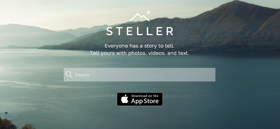 steller-visual storyteller